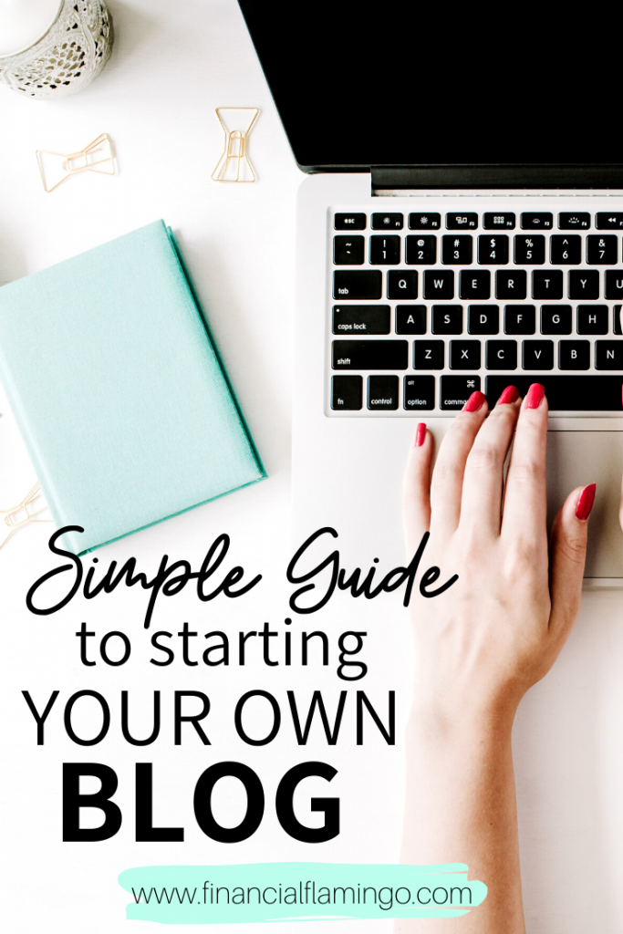 Simple Guide to Starting Your Own Blog