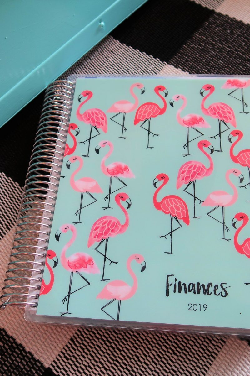 How Using an Erin Condren Deluxe Monthly Planner for Budgeting Changed My Finances