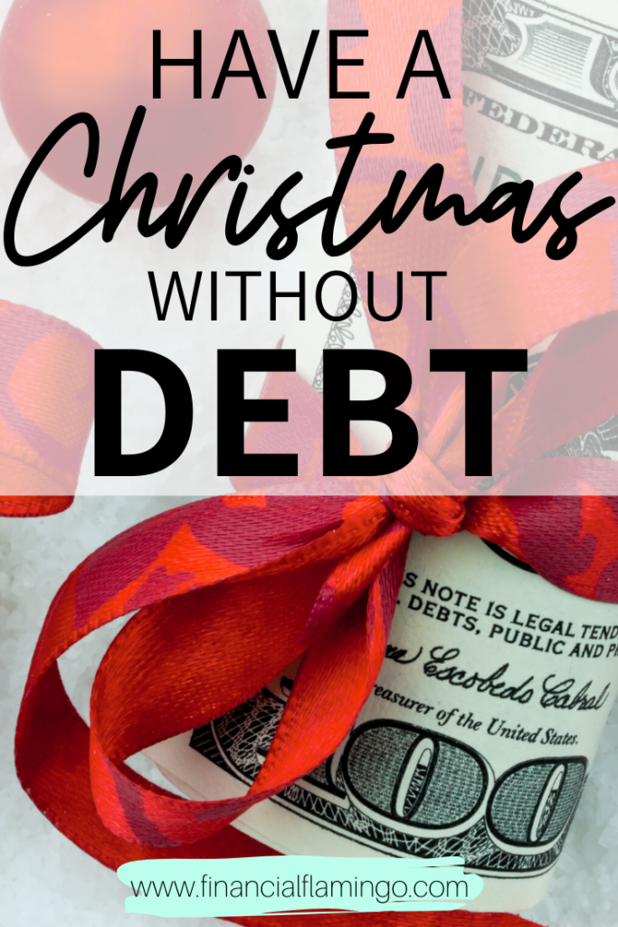 How to Have A Christmas Without Debt