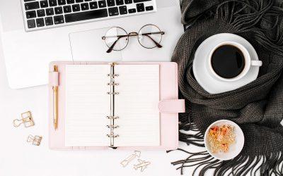 10 Strategies to Set Up Your  Blog Planner for Success {FREE Blog Post Planning Worksheet}