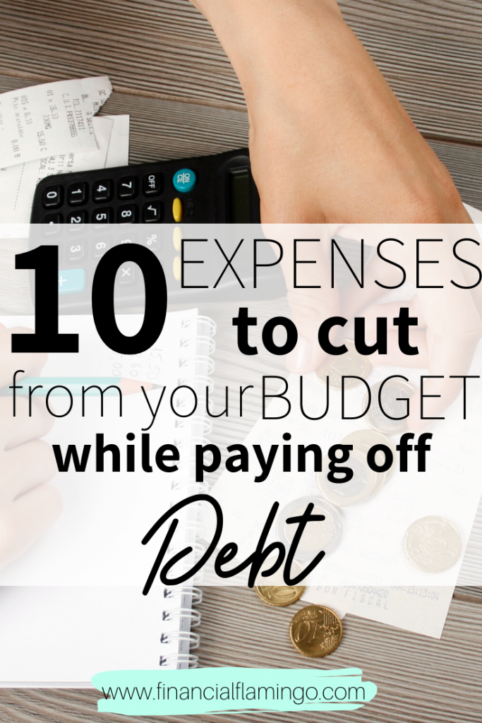 10 Expenses to Cut From Your Budget