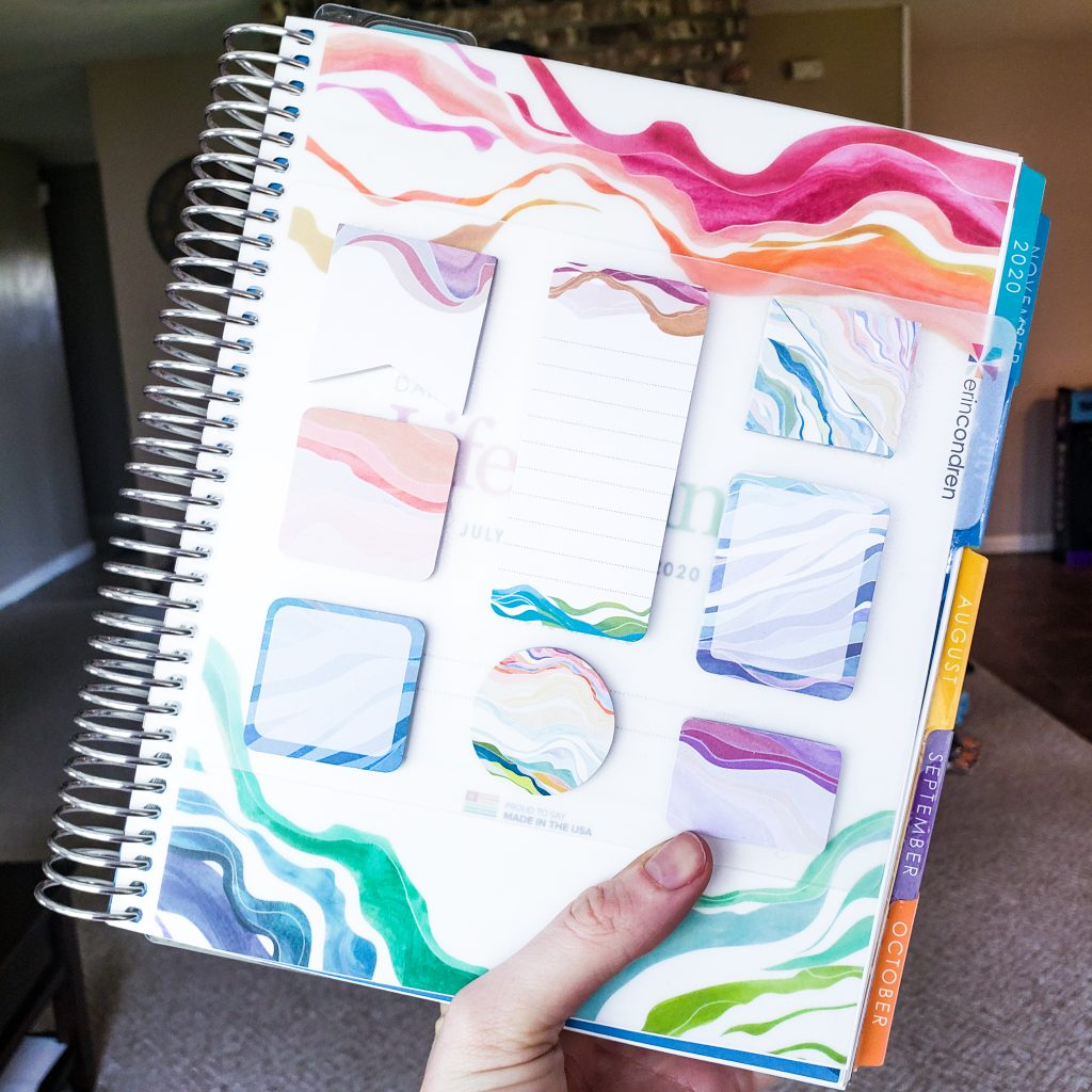 2020-2021 Erin Condren LifePlanner Review