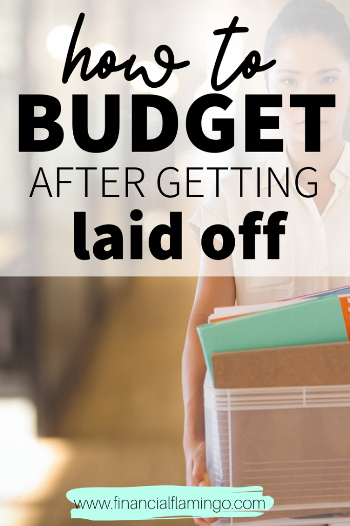 How to Budget After Getting Laid Off